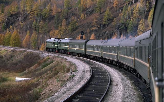 Nova expansão tornaria possível viajar de Londres até Tóquio de trem.