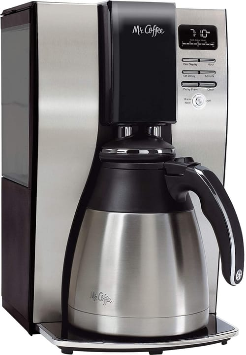 Mr. Coffee BVMC-PSTX91-RB 10 Cup Coffee Maker