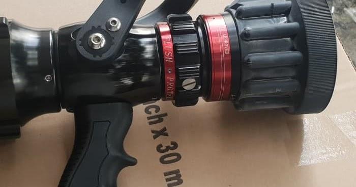 Nozzle Gun Protek Type 368 2 5 Hydrant Damkar Pemadam