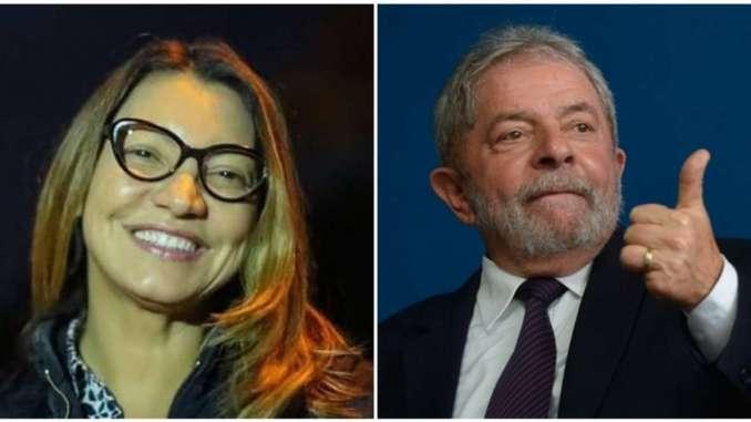 Lula é pressionado pela noiva e deve aceitar ir para semiaberto