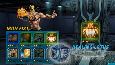 MAA 2 Healer - Iron Fist