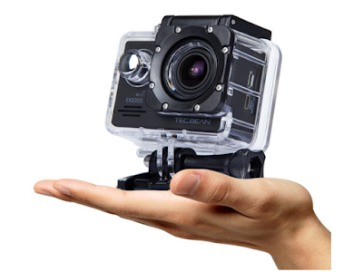 TEC.BEAN EX5000 Action Camera