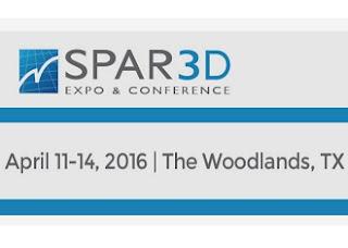 SPAR 3D Expo & Conference 2016