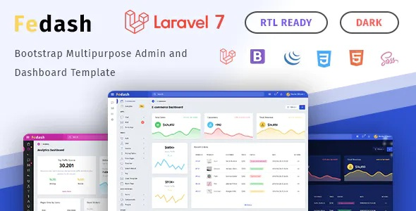 Best Multipurpose Admin & Dashboard Template
