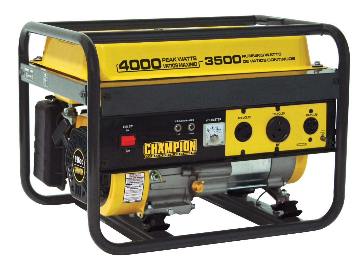 Champion Generator Wiring Diagram 3 Phase Wire Inverter How An Works
