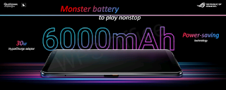 Monster 6000 mah battery