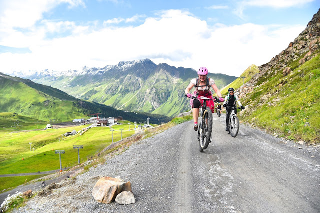 Ischgl Mountainbike
