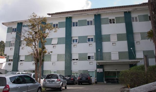 Caso suspeito de investigação de coronavírus no Hospital Unimed Petrópolis