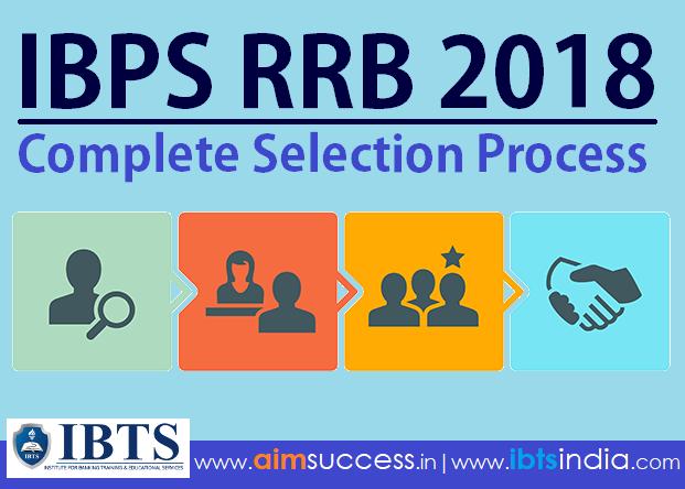 IBPS RRB Selection Process 2018 - Complete Details