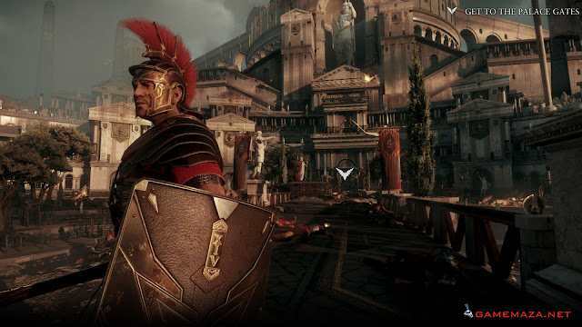 Ryse Son of Rome Gameplay Screenshot 1
