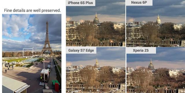 galaxy s7 camera vs s6 edge vs xperia z5 iphone s6 plus vs nexus 6p