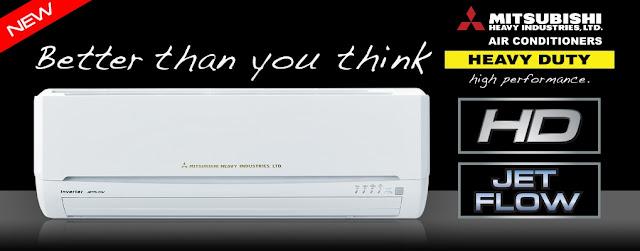 Máy lạnh – Máy điều hoà treo tường Mitsu heavy 1.5HP