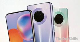 Huawei annonce Huawei Y9a avec quatre caméras