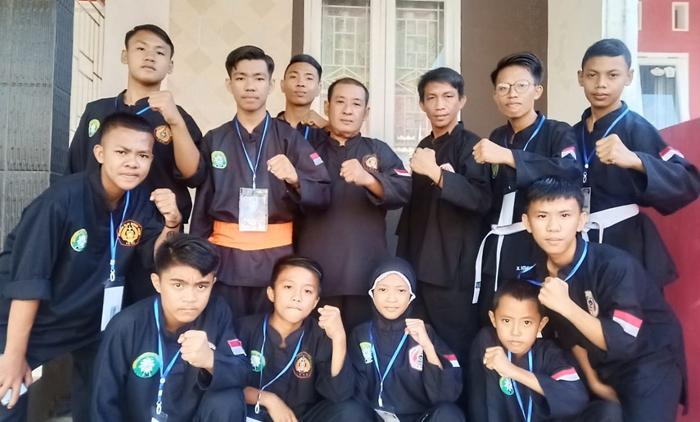 Ajang Pencak SIlat, 11 Pelajar Lampura Berhasil Raih Prestasi Tingkat Provinsi
