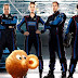 "Adam Sandler, Kevin James Defend Earth from Alien ""Pixels"""