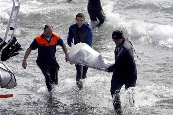 Mueren unos 50 inmigrantes de Senegal cuando intentaban llegar a Canarias