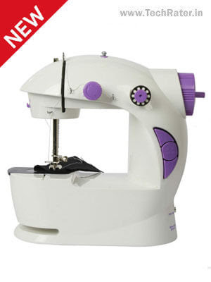 Mini 4-in-1 Electric Sewing Machine