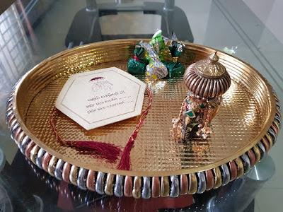 sonali-half-saree-invitation