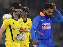 India vs Australia 4th ODI 2019 Highlights