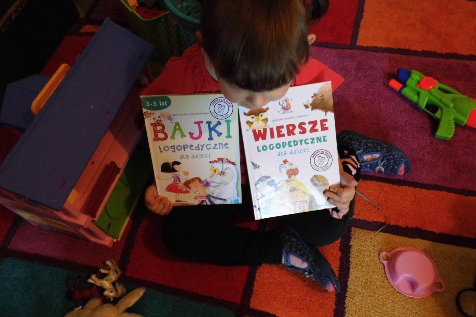 I Czerwone Szpilki Bajki I Wiersze Logopedyczne Dla Dzieci