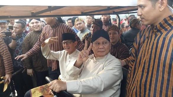 Gerindra ke PSI: Prabowo Akumulasi Kebaikan Presiden Terdahulu