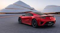 Honda NSX: innovazione e tecnologia per una vettura futuristica