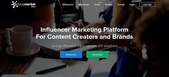 blogmarket dot com
