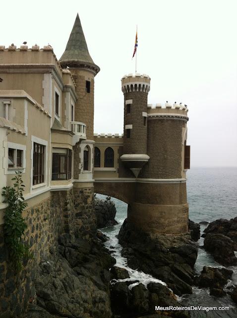 Castillo Wulff - Viña del Mar, Chile