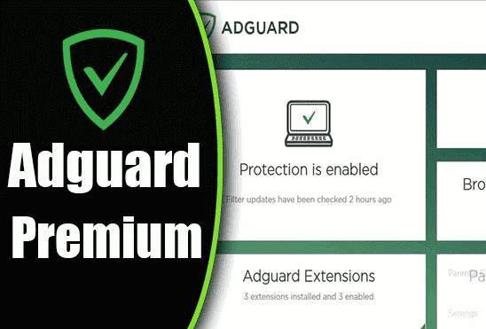تحميل وتفعيل برنامج Adguard عملاق حجب جميع الاعلانات المزعجة والنوافذ المنبثقة