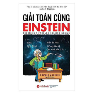 Sách - Giải toán cùng Einstein ebook PDF-EPUB-AWZ3-PRC-MOBI