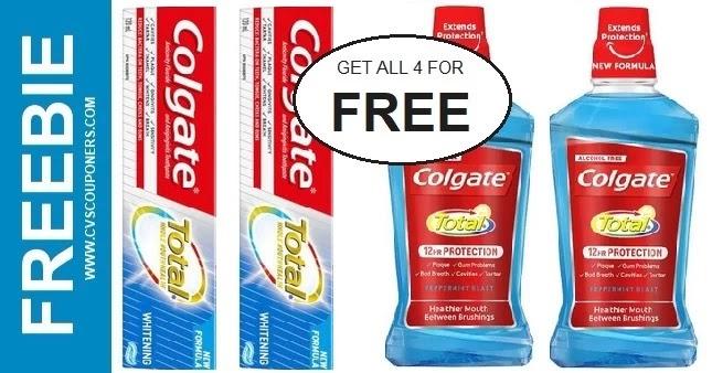 CVS Couponers FREE Colgate Deal 3-7-3-13
