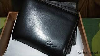 giorgio agnelli Rekomendasi dompet kulit asli untuk pria