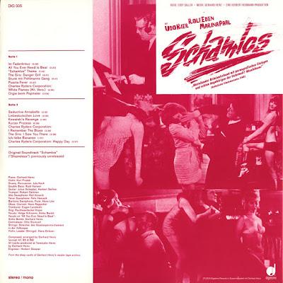 Gerhard Heinz – Schamlos (1968) / (Heimatliche Klaenge Vol.206)