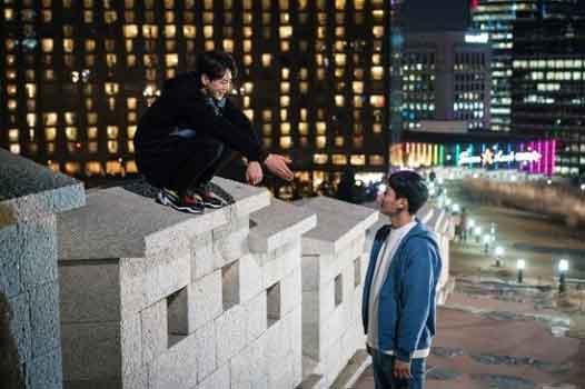 drakor kisah cinta segitiga remaja love alarm