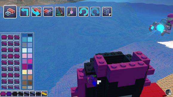 樂高世界 (LEGO Worlds) 建造變種小黃人教學