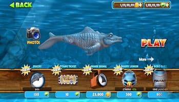 تحميل hungry shark evolution مهكرة آخر إصدار للاندرويد