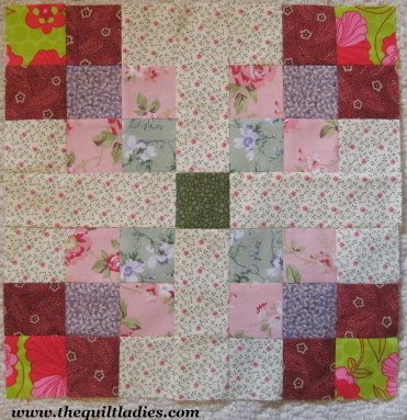 Fifty-Two Weeks of Quilt Pattern Blocks Tutorial