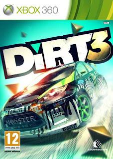 DiRT 3 (X-BOX360) 2011