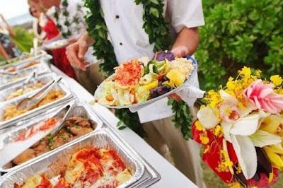 Kinh nghiệm tổ chức tiệc cưới buffet
