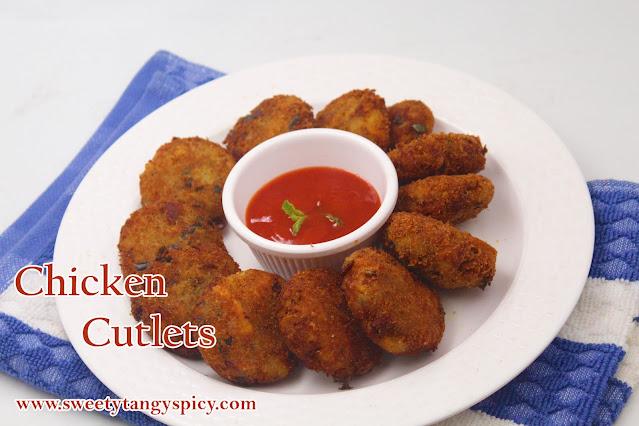 Chicken Cutlet Recipe   Kerala Chicken Cutlet Recipe   How To Make Kerala Chicken Cutlet At Home