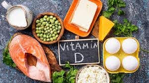 قائمة بالأطعمة التى تحتوى على فيتامين Vitamin D