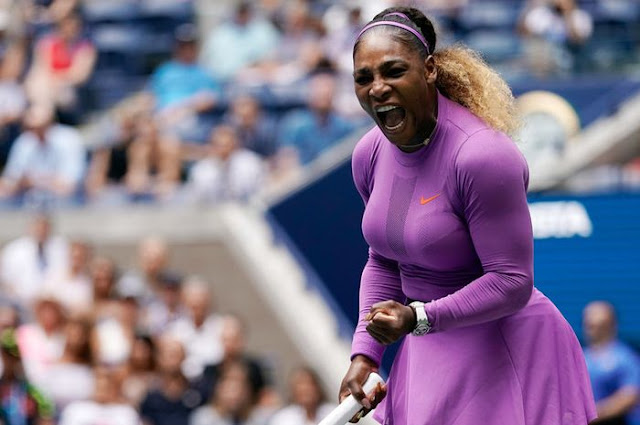 Serena Williams didn't expect to be eliminated quickly, Australian Open 2020