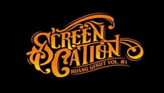 Screencation logo sablon kaos ruang gesut