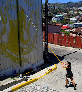 muralista grafitera
