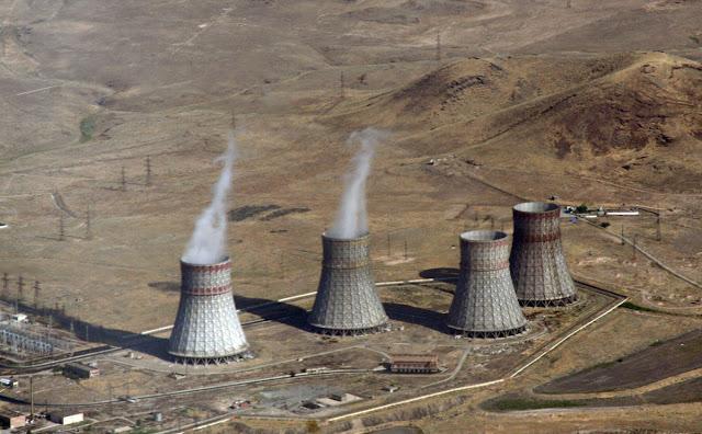 Azerbaiyán podrían atacar la planta nuclear en Armenia