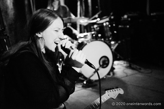 Weeping Icon at The Monarch Tavern on March 11, 2020 Photo by John Ordean at One In Ten Words oneintenwords.com toronto indie alternative live music blog concert photography pictures photos nikon d750 camera yyz photographer