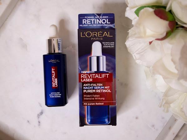 L'Oréal Revitalift Laser X3 Anti-Falten Nacht Serum