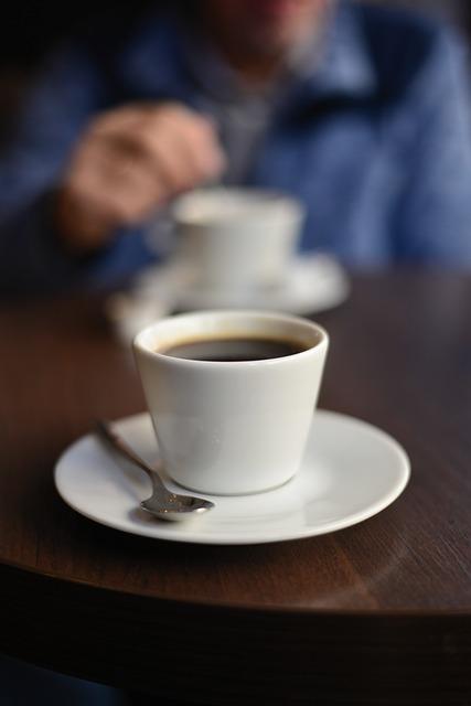 Wallpaper gambar kopi