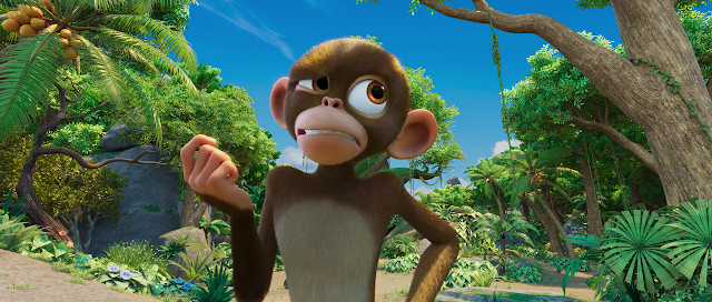 Jungle Beat: The Movie 2021 Dual Audio Hindi 720p HDRip