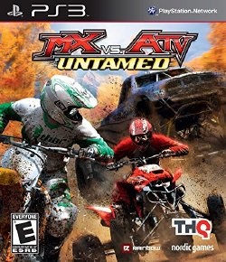 MX VS ATV UNTAMED PS3